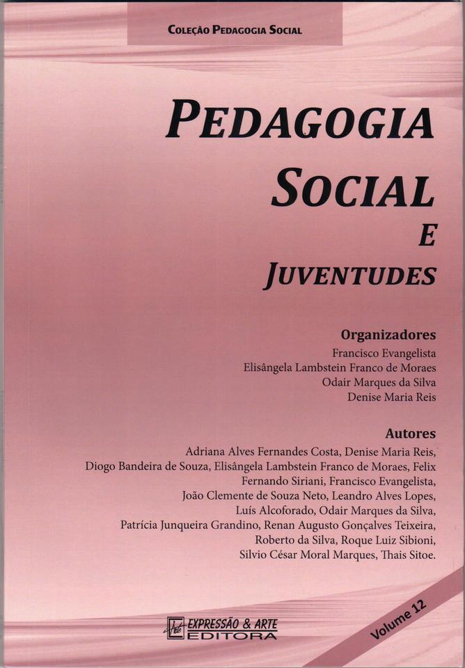 Pedagogia Social e Juventudes - Volume 12