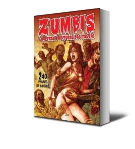 Zumbis e Outras Criaturas das Trevas - Capa Amarela