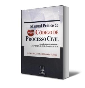 MANUAL PRÁTICO DE CÓDIGO DE PROCESSO CÍVIL