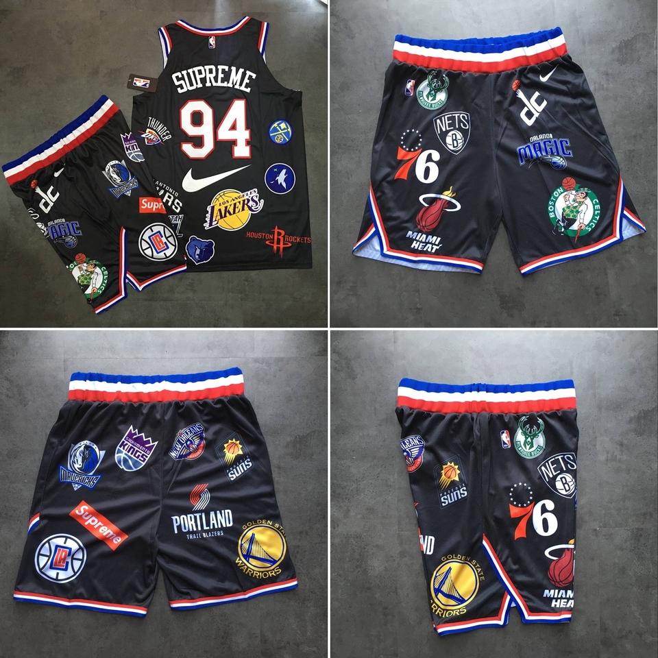 Conjunto SUPREME x NIKELAB - NBA Teams - Urban Suit Shop 4357ffa714f24