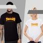 Camisetas THRASHER