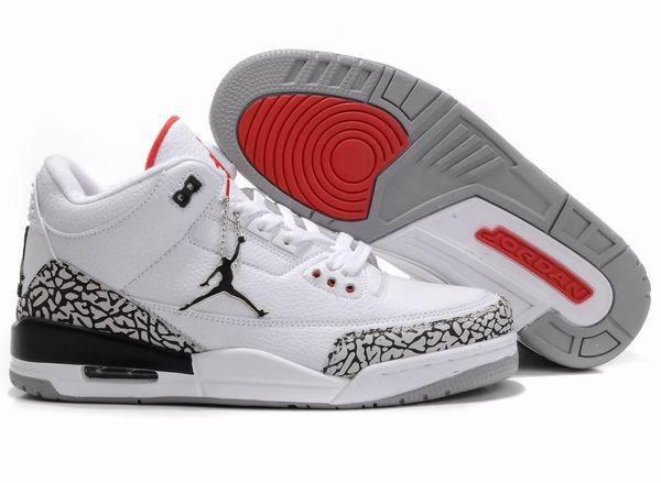 Air Jordan 3 - (Retrô)