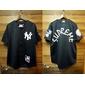 Jersey baseball SUPREME x New York Yankees - Majestic
