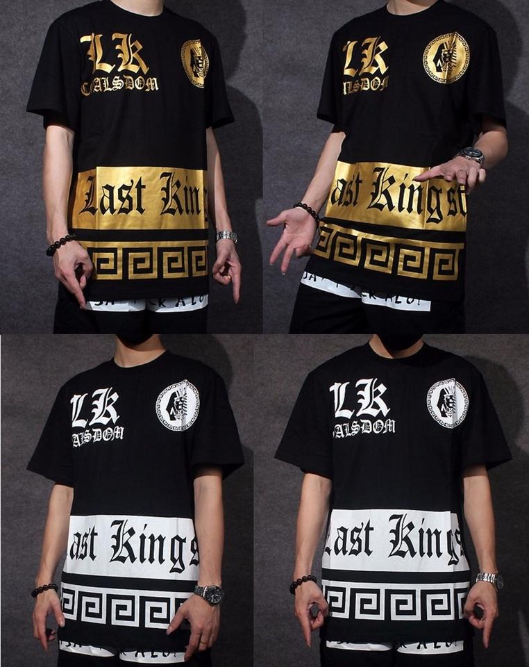 Camisetas LAST KINGS - Urban Suit Shop 4661499de96