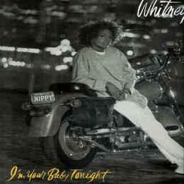 """Whitney Houston – I'm Your Baby Tonight 12"""""""