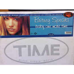 Britney Spears ‎– Baby One More Time 12""