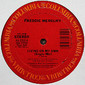 """Freddie Mercury – Living On My Own (Extended Mix) (Single Mix) 12"""""""