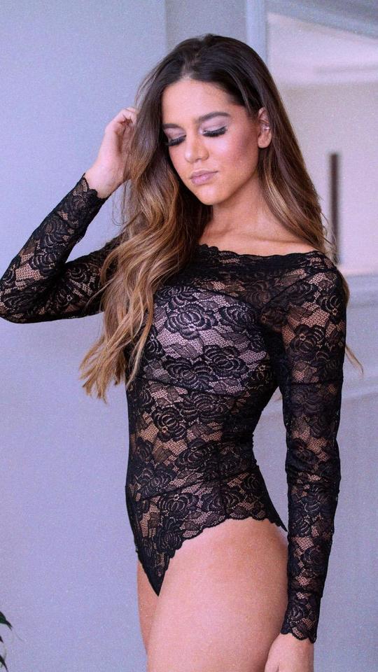 Body Bianca Preto