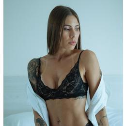Sutiã Louise Preto