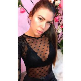 Blusa Amanda Preta