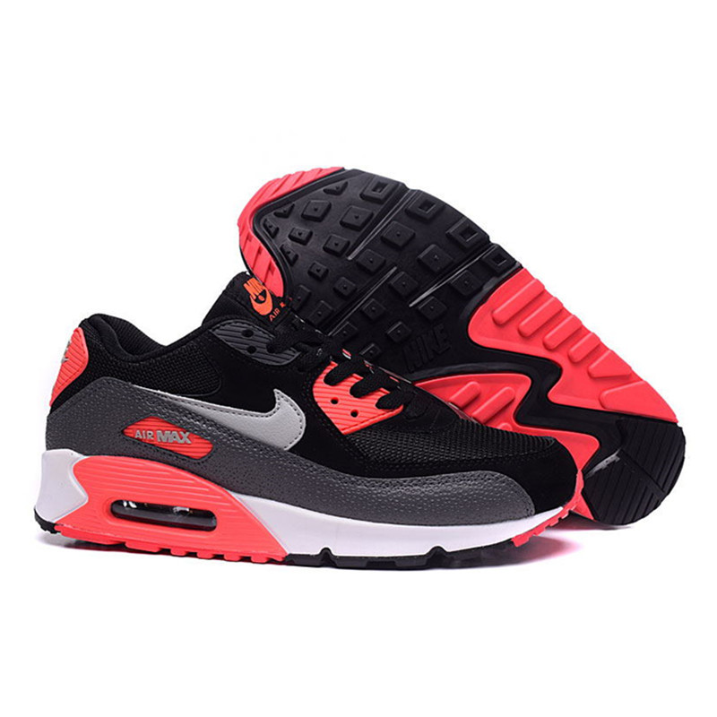 super popular 4541d ae50a ... low price tênis nike air max 90 essential masculino vermelho e preto  8cd82 832b5