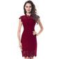 Vestido Feminino Curto e Elegante para Diversas Ocasiões