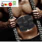 Tonificador Muscular Six Pad Abs Fit One Aparelho Emagrecedor Elétrico De Ginástica Passiva