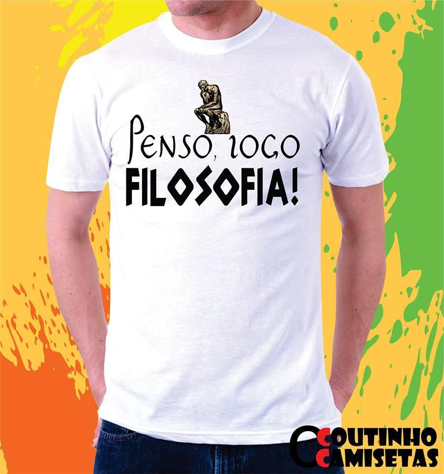 913a8db37 Filosofia - Coutinho Camisetas