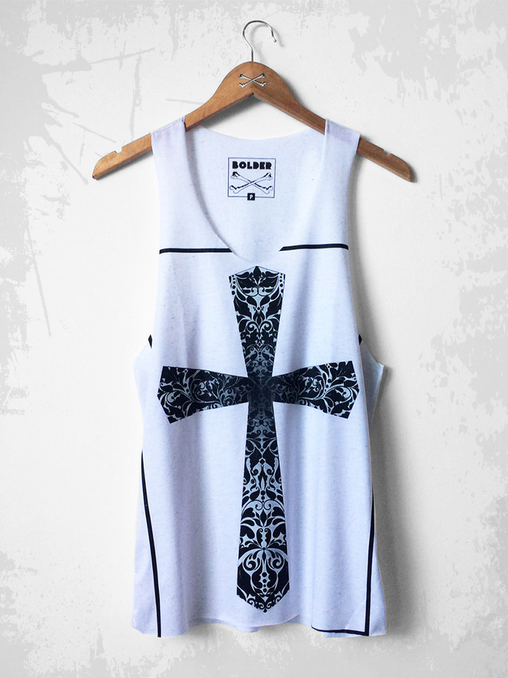 REGATA CAVADA TRIBAL CROSS BRANCO