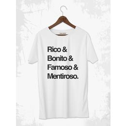 RICO & BONITO & FAMOSO & MENTIROSO.
