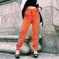calça orange